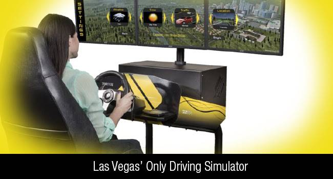 Driving Simulator - teen driving classes
